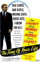 The Time of Your Life 1948 DVD - James Cagney